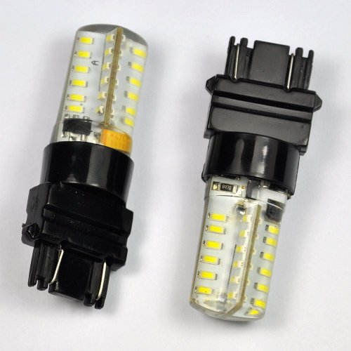Cutequeen Trading Led White 3528 54Smd 54-Smd Led For Rv 3157 3457 3057 4157