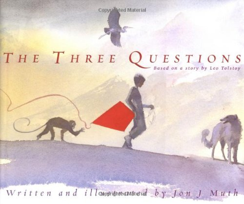 Blog post about a great text for questioning, inferring and self-reflection!