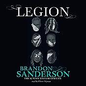 Legion | Brandon Sanderson