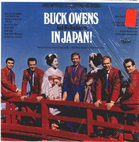 Buck Owens in Japan