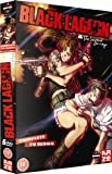 Black Lagoon Season 1 & 2 Collection DVD Box Set