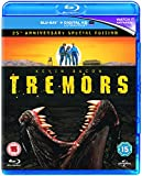 Tremors - 25th Anniversary Edition [Blu-ray + UV Copy] [1990] [Region Free]