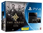Console PS4 500 Go Noire + The Order...