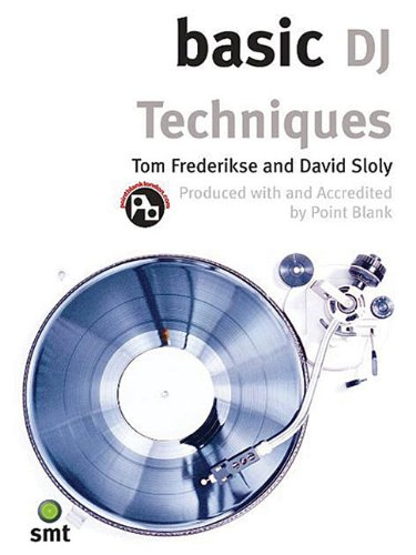 Basic DJ Techniques Pocket Reference Book (The Basic Series)
