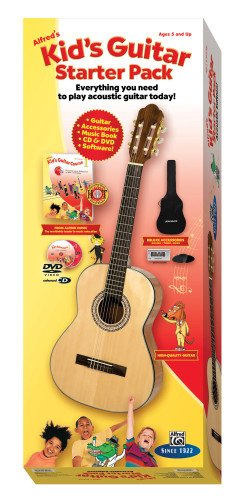 Alfred'S Kid'S Guitar Course, Complete Starter Pack: Everything You Need To Play Today! front-573906