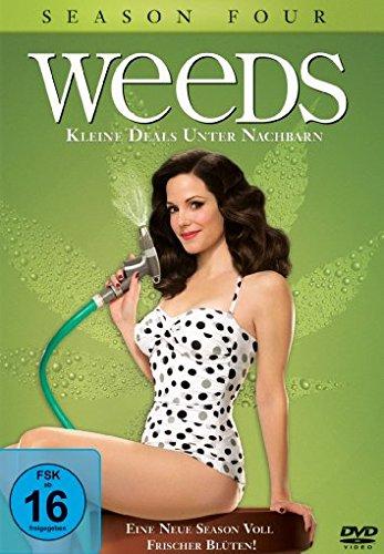 Weeds - Kleine Deals unter Nachbarn, Season Four [3 DVDs]