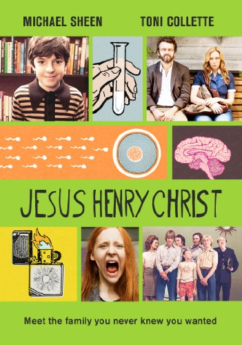 Cover art for  Jesus Henry Christ