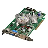 * NVidia GeForce 7600GT AGP 4x / 8x * 256 MB DDR2 * Grafica * 7600GT * DV