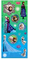 Disney Frozen Glitter Stickers Party Favors by Frozen Party Supplies