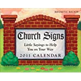 Church Signs: 2011 Mini Day-to-Day Calendar ~ LLC Andrews McMeel...