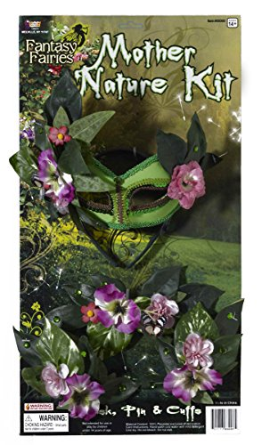 Forum Novelties Women's Instant Fairy Mother Nature Costume Accessory Kit