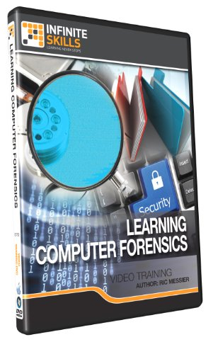Learning Computer Forensics - Training DVD