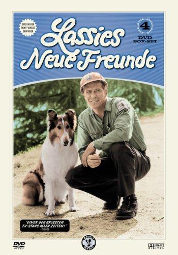 Lassies neue Freunde, Box 1 [4 DVDs]