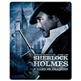 Sherlock Holmes A Game of Shadows steelbook