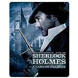 Sherlock Holmes A Game of Shadows steelbook