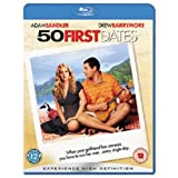 50 First Dates [Blu-ray] [2007] [Region Free]by Adam Sandler