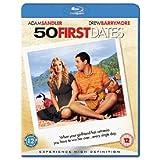 50 First Dates  [Blu-ray] [2007] [Region Free]by Adam Sandler
