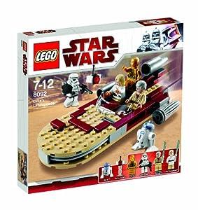 LEGO Star Wars 8092: Luke's Landspeeder