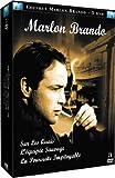 echange, troc Marlon Brando : Sur les quais ; L'équipée sauvage ; La poursuite impitoyable
