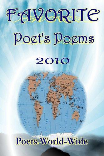 Favorite Poet'S Poems 2010