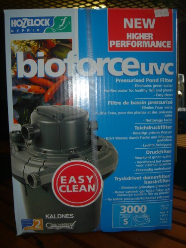 Hozelock Bioforce 3000 UV