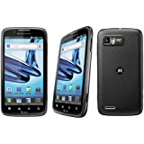Motorola Atrix 2 MB865 Unlocked GSM Phone with Android 2.3 OS, 8MP Camera, MOTOBLUR, GPS, Wi-Fi and Bluetooth - Black