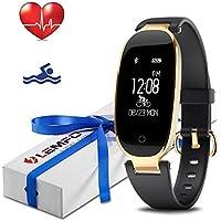 LEMFO Fitness Tracker Heart Rate Monitor Women Activity Sleep Monitor Waterproof Smart Bracelet