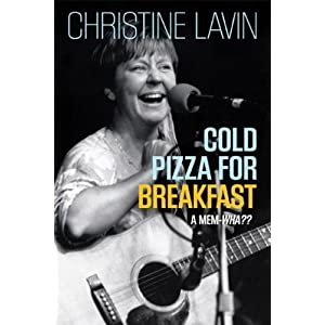 Christine Lavin Memoir, Pizza for Breakfast