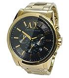 [アルマーニ エクスチェンジ] A/X ARMANI EXCHANGE 腕時計 クロノグラフ AX2095 メンズ [並行輸入品]