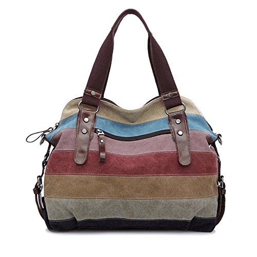 candoran-women-contrast-color-stitching-casual-canvas-bag-leisure-crossbody-tote-handbag-purse-messe