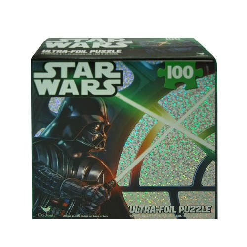 Star Wars Ultra Foil 100 Piece Puzzle by Cardinal - 1