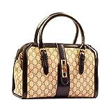 Kentworld Women's Handbag Brown OL32BR