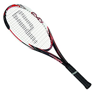 PRINCE HYBRID RED 102 TENNIS RACKET