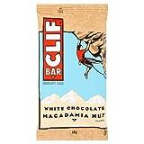 CLIF BAR クリフバーホワイトチョコレートマカラミアナッツ×12箱