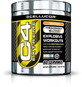 Cellucor C4 Extreme Supplement Powder