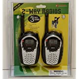 Columbia Telecommunications FRS Two-Way Radio Pair (FRS22SPR)