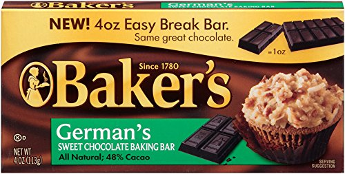 Baker S German Chocolate For Sale