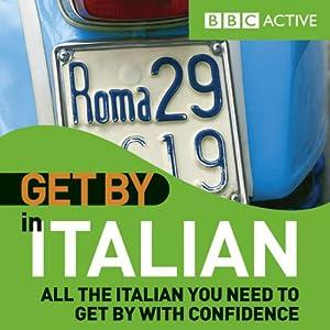 Get By in Italian Audiobook