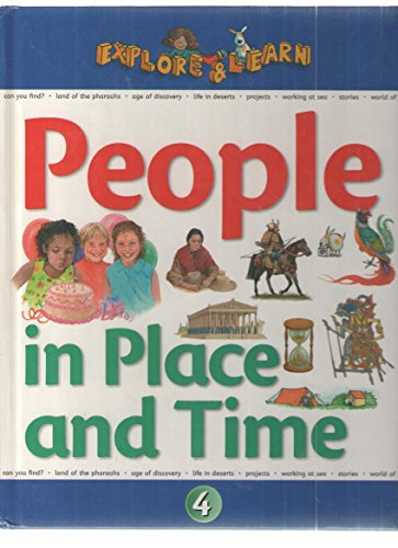 Explore and Learn PEOPLE in PLACE and TIME Volume 4 - Southwestern - 1