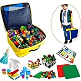 Magecraft Multi Organizing Carrying Storage Case Bag For Bricks Dolls and Action Figures Toys