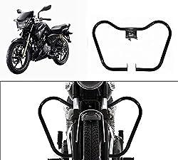 Speedwav Bike Safety Leg Guard BLACK-TVS Apache RTR 180
