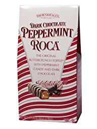 5 oz PEPPERMINT ROCA Stand-up Box - Case of 8 Boxes