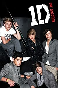 Music - Pop Posters One Direction - Stairs - 357x238 Inches from Pyramid