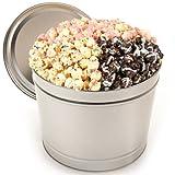 Let Them Eat Cake Popcorn Tin - 2 Gallons