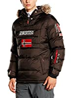 Geographical Norway Abrigo Bolide (Marrón)