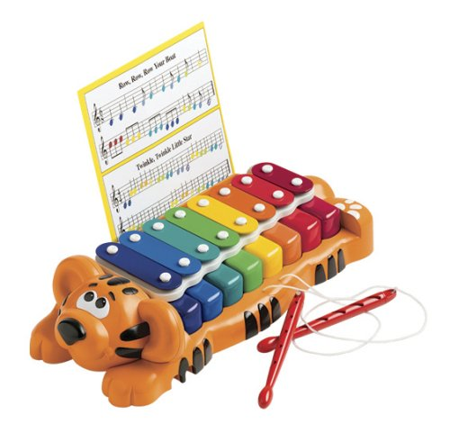 Little Tikes Jungle Jamboree Tiger Xylophone/Piano - 1