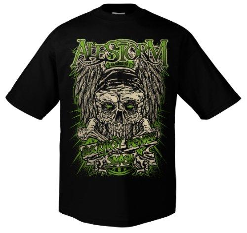 Buck Alestorm quasi 701285 T-shirt da uomo
