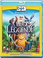 Le 5 Leggende (Blu-Ray 3D)