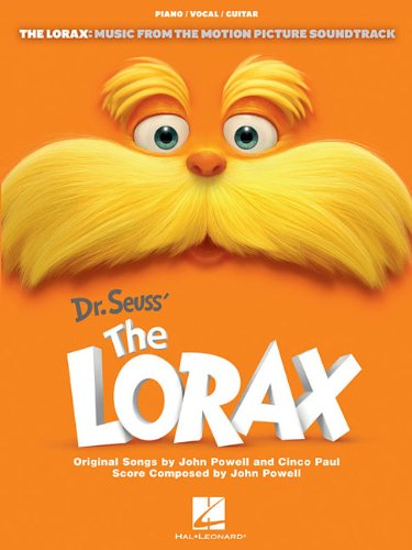 The Lorax - Music From The Motion Picture (Soundtrack Pvg)