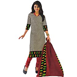 Trendy design cotton chudidhar materials